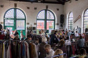 Textilmarkt am 15. April