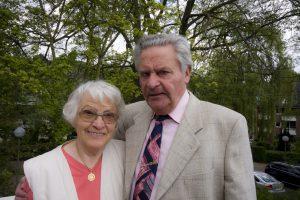 Wir trauern um unser Gründungs- und Ehrenmitglied Friedrich Kampschulte