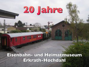 20 Jahre Museum im Lokschuppen