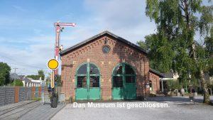 Museum ist geschlossen