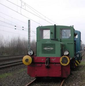 Diesellok Deutz Traktor