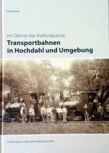 """Buch """"Transportbahnen in Hochdahl und Umgebung"""" neu aufgelegt"""
