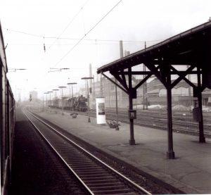 Eisenbahnbilder von Hans Bones