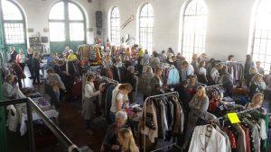 17. Oktober - Ladies Markt im Lokschuppen