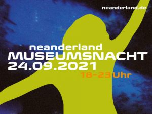 Lokschuppen bei der neanderland Museumsnacht dabei